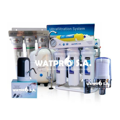 Purificadores de agua purificador principal