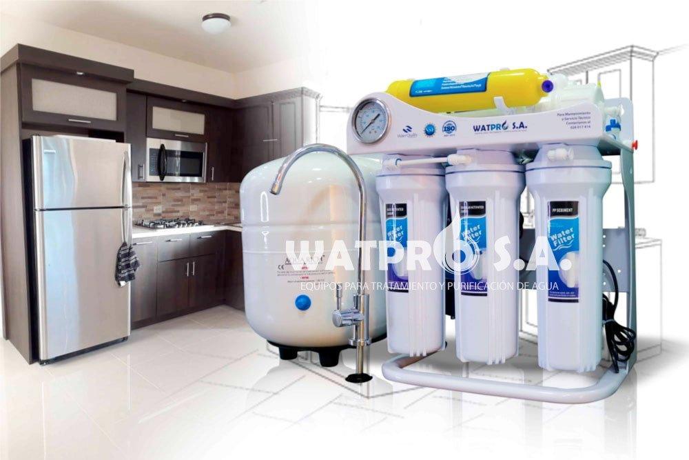 filtros y purificadores casa